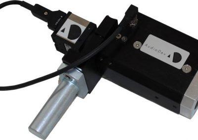 Picture of the compact ETA-SiCAM measurement head