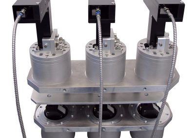 Multi-channel setup for precise thickness control with Xelas INLINE-tfs